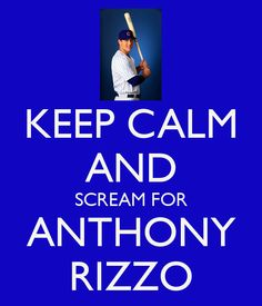 anthony rizzo wallpaper | Nobody has voted for this poster yet. Why don't you?