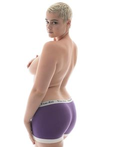 """14.1k Likes, 142 Comments - Stefania Ferrario (@stefania_raw) on Instagram: """"Wearing my new @tomboi_clothing boxers #tomboi Photo by @deye.photography """""""
