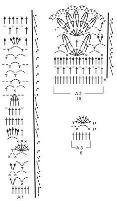 Poncho en ganchillo DROPS con patrón de calados, en Belle. La pieza es trabajada de arriba hacia abajo. Talla: S – XXXL.