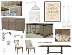 You're going to fall head over heels in love with this Dream Kitchen Design from Dezignable!