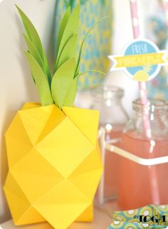 Summer Party: Mon Ananas 3D
