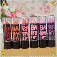 Baby Lips Gloss, Lip Gloss, Cheap Lipstick, Baby Lips Maybelline, Kiss Beauty, Lipstick Colors, Professional Makeup, Life, Disney Rooms