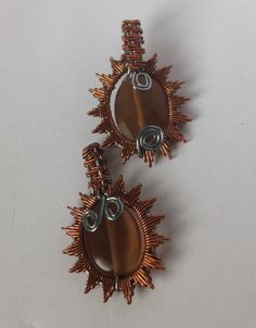 A personal favorite from my Etsy shop https://www.etsy.com/ca/listing/542577506/sun-earings