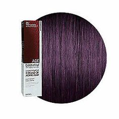 Age Beautiful Anti Aging Haircolor 3v Darkest Plum Brown