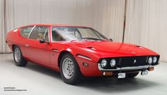 1969 Lamborghini Islero Sprint wallpaper