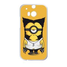 Despicable Me Minions Wolverine Case for HTC One M8