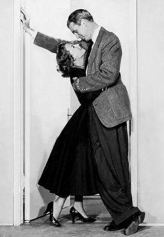 June Allyson & James Stewart The Glenn Miller Story (1954)