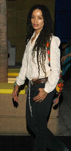 Lisa Bonet Proves She's Still Got It