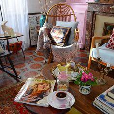 #coffe#coffeetime #life #lifestyle #lifestyleblogger #bonheursimple #home#homesweethome #homedecor #homedesign #vintagedecor #vintage #emmaus #marieclaire #deco#decor