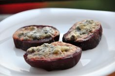 Beetroot, Mozzarella, Baked Potato, Muffin, Food And Drink, Low Carb, Vegetarian, Lunch, Healthy Recipes