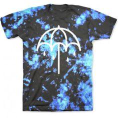 Bring Me The Horizon Umbrella Tie Dye Tie Dye T-shirt