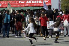 Marcha para Jesus no Japão – 2016