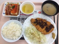 Supper 2013.11.29 at a cafeteria