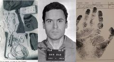 Ted Bundy was arrested in 1975 in Utah after he failed to pull over during a routine traffic stop. Description from crimefeed.com. I searched for this on bing.com/images