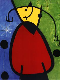 """Daybreak"" Joan Miro   See the best #Art installations in New York at www.artexperience..."