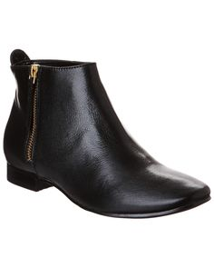 Spotted this Cole Haan Belmont Leather Bootie on Rue La La. Shop (quickly!).