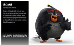Angry Birds 2 Birthday Ecards Happy Birthday Ecard, 2nd Birthday, Birthday Cards, Angry Birds Funny, Betty Boop Cartoon, Birds 2, Disney And Dreamworks, Ecards, Greeting Cards