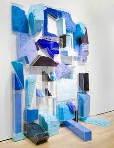 "3. November 11, 2014 ""Rachel Lachowicz at LACMA #Plexiglas"""