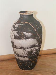 Obvara pottery by Karen Sands SOLD