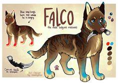 C:+Falco+by+ranalligator.deviantart.com+on+@DeviantArt