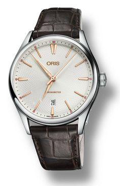 514fbb4680b Oris Artelier Chronometer Date