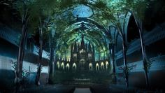19th Century Church Renovated With 21st Century Technology  Moment Factory, multimedia studio based in Canada, has transformed  Montreal's Notre-Dame Basilica Church into an immersive installation, complete with sound, lighting, and projections that will teleport the visitors into a whole new world.