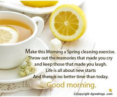 A beautiful Good Morning card to wish your near and dear ones..:-)