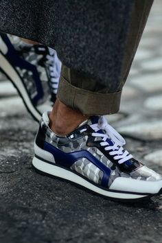 Pierre Hardy Shoes | NYC Street Style | Fashion Sneakers