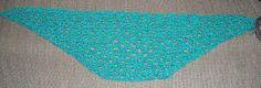 Crafty Beaver: bottom up shawl w/o point pattern