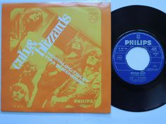 Lot of 13 vinyl singles Blues Rock: a.o. Brainbox (with Jan Akkerman) and Cuby…