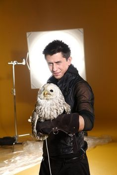 Pavel Priluchny Face Claims, Owl, Actors, Bird, Animals, Fictional Characters, Animales, Animaux, Owls