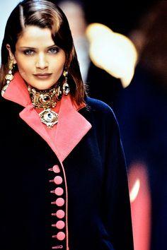 Christian Dior Fall/Winter 1993