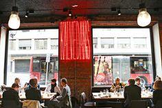 Sentralens restaurant kan tilby noe for enhver smak og lommebok. Og for en smak!