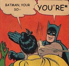 The Ultimate Image Collection of Batman Slapping Robin Meme