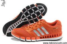 Buy 2013 New Adidas Climacool Daroga Two 11 LEA Orangered Silver Black Your Best Choice