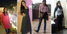 Team Asparagurls :D From Left to Right: Sakshee, Srishti, Ruchi & Anushita