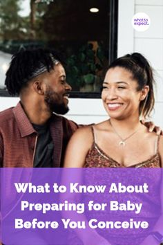 Trying to get pregnant — or thinking about trying? Here's how you can prepare now so you're ready the moment that pregnancy test comes back positive. Trying To Get Pregnant, Getting Pregnant, Wanting A Baby, How To Become, How To Get, Conceiving, Trying To Conceive, Preparing For Baby, Pregnancy Test