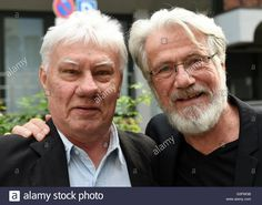 Jurgen plays Mattias Draeger on NCIS: LA--Duesseldorf, Germany. 10th June, 2016. Actor Juergen Prochnow (r) and his brother, the actor Dieter Prochnow (b. May 22, 1939), posing during his 75th birthday in Duesseldorf, Germany, 10 June 2016. The Film Museum Duesseldorf started a film programme in honour of Prochnow, opening with 'Die Verrohung des Franz Blum'. Prochnow received international recognition for his role as the submarine captain in the film 'Das Boot'.