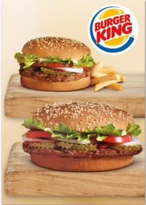 #Free Whopper from Burger King!!