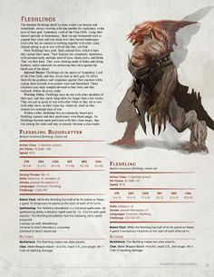 DnD Homebrew — Dark Arts Player's Companion Monsters Part 2 by. Dungeons And Dragons Classes, Dungeons And Dragons Homebrew, Fantasy Creatures, Mythical Creatures, Dnd Dragons, Dnd 5e Homebrew, Dragon Rpg, Dnd Monsters, Fantasy Races