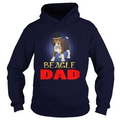 This cute design will be a great gift for you or your family Fashion Beagle Dad Dog With Trendy Hat And Bow Tie Tee Shirts T-Shirts