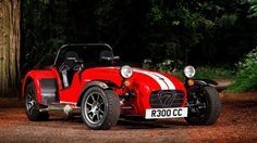 I used to own one a little like this Caterham Seven. Have to have one again at some point!