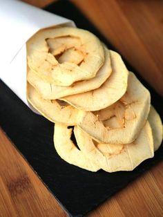 Chips de pommes : Recette de Chips de pommes - Marmiton