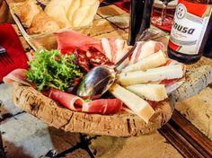 Antipasti, Sardinian Food, Fuffuraju Locanda Restaurant – Lunch in La Caletta