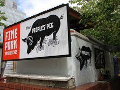 Peoples Pig, Portland – Food Trucks