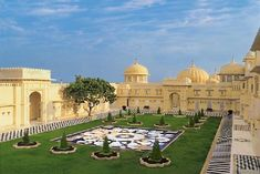 The Oberoi Udaivilas 5.0 of 5 Hotel   |   Hardasji Ki Magri, Udaipur 313001, India