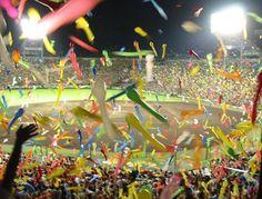 Hanshin Kohshien Stadium #hanshin #tigers
