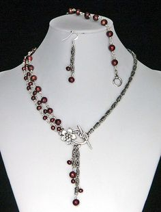 Waterfall of Pearls (Customer Design) - Lima Beads