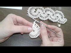 Crochet Border Patterns, Lace Knitting Patterns, Crochet Designs, Patron Crochet, Irish Crochet, Crochet Dollies, Crochet Lace, Thread Crochet, Crochet Stitches