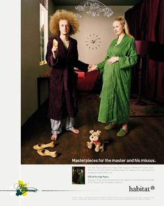 Habitat by Graham Pugh - still one of my favourite campaigns. Nice one.